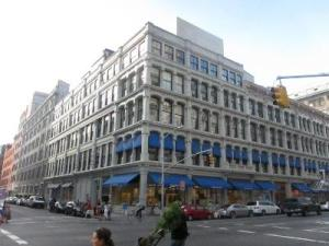 625 Avenue of the Americas, where eBay leased 35,156-square feet of space this year.