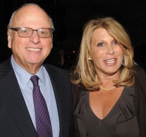Howard Lorber and Dottie Herman