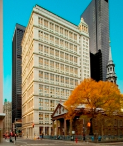 HarperCollins has leased 180,000 square feet at 195 Broadway.