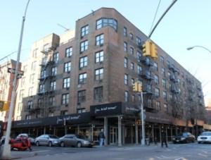 350 Bleecker Street, at West 10th Street.
