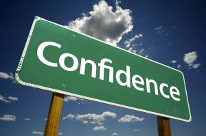 blog confidence road sign Commercial Broker Confidence on the Rise, but Lags Residential Counterparts