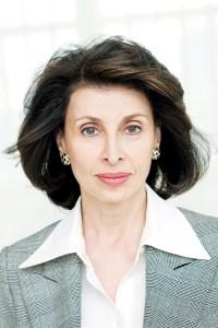 CBRE CEO and Über Broker, Mary Ann Tighe.