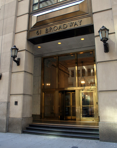 61entrance Law Firm Follows Flock to Broad Street Developments 61 Broadway