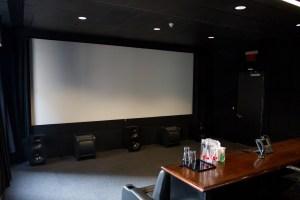The Company 3 Screening Room (Photo: Will O'Hare)