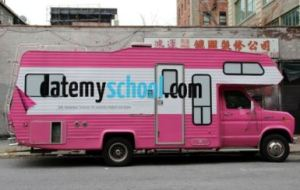 Dating website -- Datemyschool.com -- has set up its headquarters at Brooklyn's Industry City.