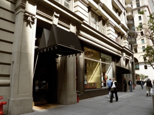 The soon-to-shutter Mesa Grill at 102 Fifth Avenue. (Photo Courtesy of Douglas Elliman)