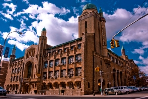Yeshiva's main campus:  500 W 185th St