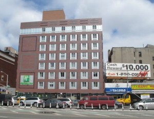 The Delancey Street Holiday Inn