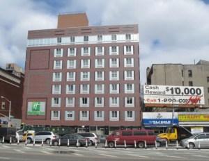 The Delancey Street Holiday Inn