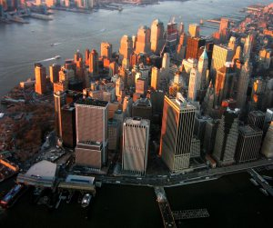 lower manhattan from helicopter Nyack College to Relocate Manhattan Campus to 2 Washington Street