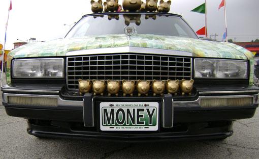 money car Midtown Wears Crown as Nation's Priciest Market