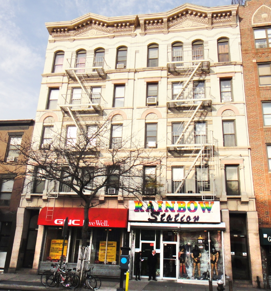 207 Eastern Consolidated Arranges $15.9 M. Sale of Adjacent Chelsea Buildings, Owner Will Replace Rainbow Station