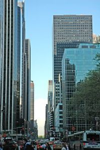 Sixth Avenue (Courtesy of Wikipedia)