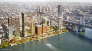 domino birds eye view1 Brooklyn Development Site Sales Surge: Report