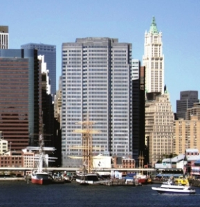one seaport pic 1 C&W Tapped as Exclusive Leasing Agent for 199 Water Street