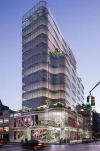 Rendering of 61 Ninth Avenue