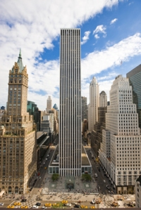 unnamed GM Building Stake Sold to International Buyers