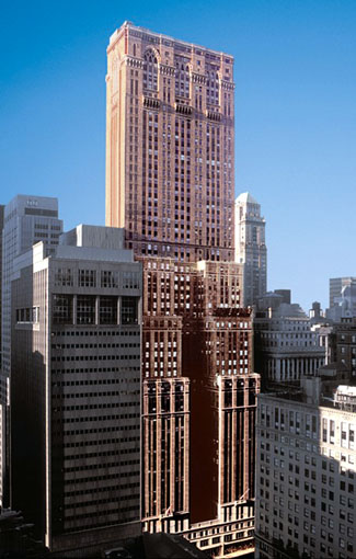 lincoln exterior New Bid Could Complicate Empire State Building REIT