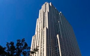 Exterior Photography of Rockefeller Center