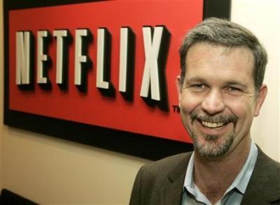 reed hastings netflix Netflix Releases July 2013 ISP Rankings
