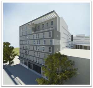 Rendering of 33 Lincoln Road