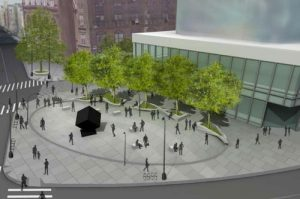 Renderings of the new Astor Place