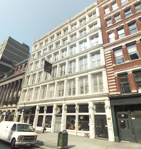 440 Vision Critical Takes Full Floor at 440 Lafayette Street