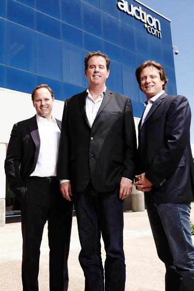 L to R: Monte Koch, Jeff Frieden, Rob Friedman