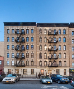 The properties at 556-562 West 126th Street sold for $15 million, or $384,615 per unit.