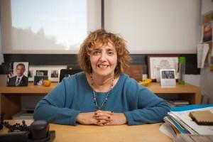 Ellen Baer of the Hudson Square Connection (Photo: Mike Nagle)