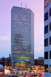 One Financial Center, Boston