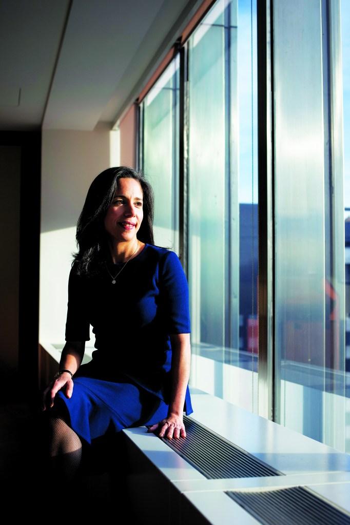 Priscilla Almodovar, Head of Community Development Banking at J.P. Morgan Chase (Photo by Michael Nagle)