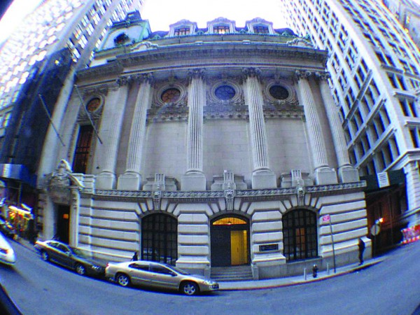 59 Liberty Street for Commercial Observer