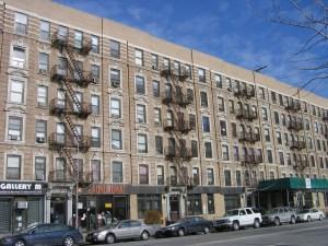 Harlem along 135th Street (Courtesy of Wikipedia)