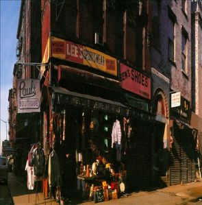Paul's Boutique Album Cover (1989)