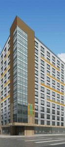 EVEN Hotels rendering for Downtown Brooklyn (source: Gene Kaufman)