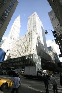 Socony-Mobil Building. (Credit: PropertyShark)