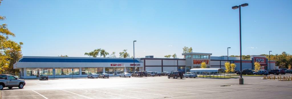 Seekonk shopping center