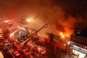 manhattan 24 12 13 13 Lawyer Claims One57 Fire Caused Back Injury, Respiratory Pain