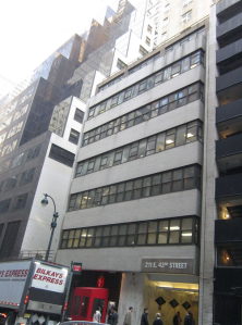 211 East 43rd Street. (Courtesy of Agorafy)