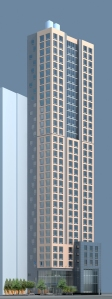 Rendering of 33 Beekman Street