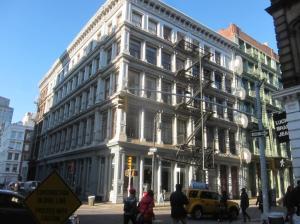 42-50 Greene Street and 90 Grand Street