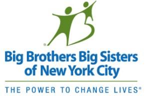 Big Brothers Big Sisters of New York City logo.