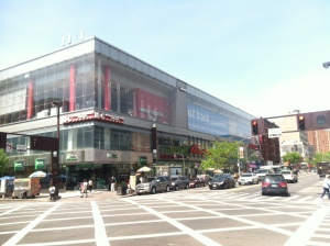 The 285,000-square-foot Harlem USA at 300 West 125th Street opened 14 years ago and was a forerunner to development on West 125th Street. (Photo: Al Barbarino)