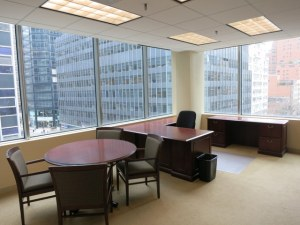 Office space at 830 Third Avenue. (Law Firm Suites)