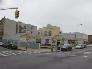 Three companies, including Slate Property Group, paid about $1.18 million in annual rent for a development site at 535 Fourth Avenue in Park Slope.