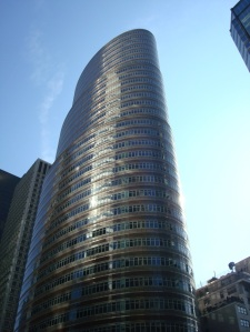 Lipstick Building.