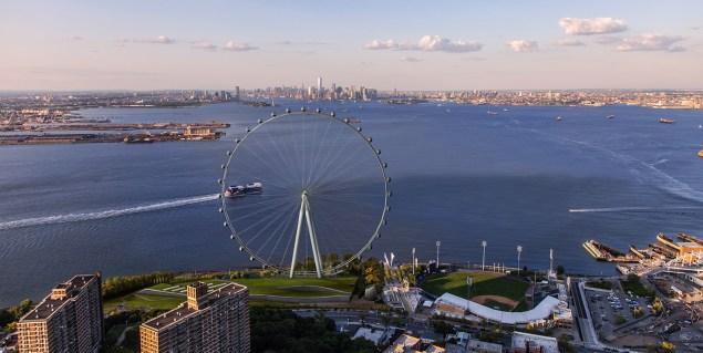 The New York Wheel. (NYCEDC)