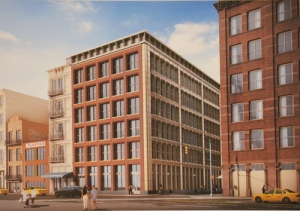 11 Greene Street rendering July 2014. (Gene Kaufman Architect)