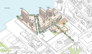 Astoria Cove rendering.